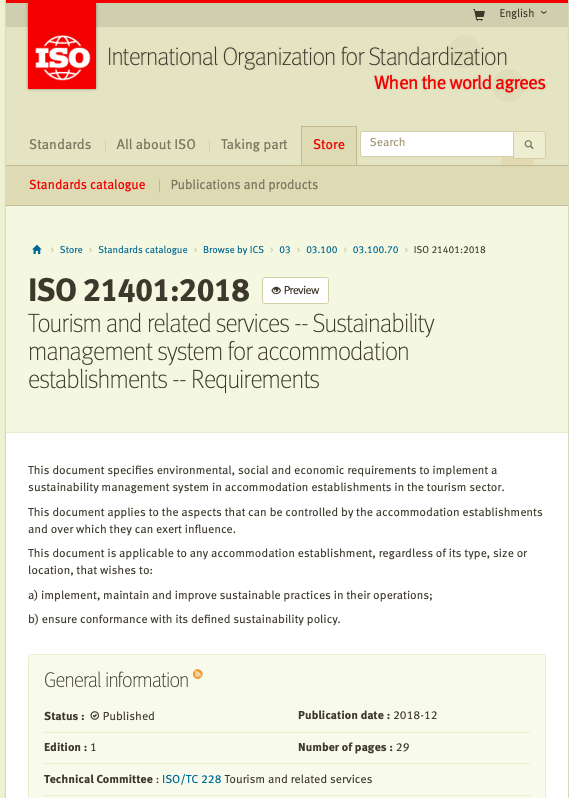 site ISO opção 3